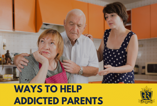 Addicted Parents